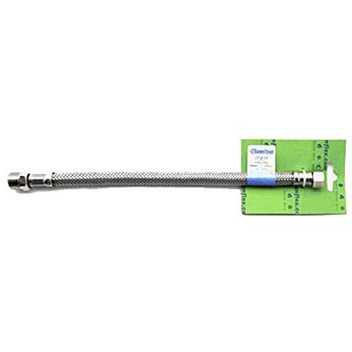 FAIDF Flexible Inoxydable Modèle Normal cm. 25 s-brico-MF 3/8 x 1/2