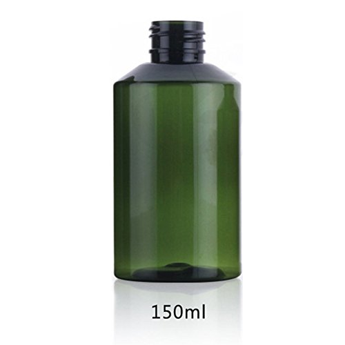 PET Kunststoff Flaschen Punkte Abfüllung Alternativ Abfüllung für Kosmetika Make-up-Wasser/Toner/Lotion/Shampoo Liquid Toilettenartikel Container 50ml/100ml/150ml/200ml Molie