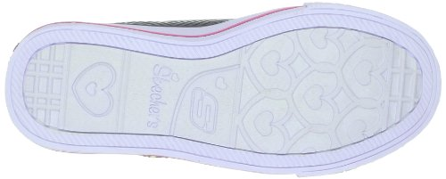 Skechers - Shuffles Wild Starlight, Sneaker Bambina Nero (Noir (Bksp))
