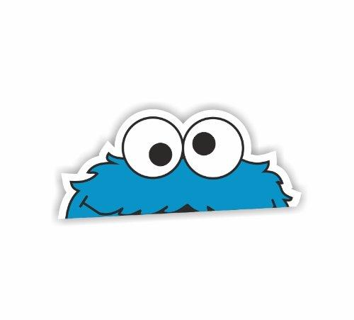 sea-view-stickers-autocollant-de-voiture-motif-cookie-monster-sesame-street