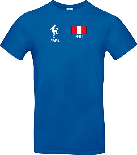 Shirtstown Camiseta Niño Camiseta Fútbol Perú Su