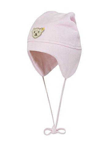 Steiff Unisex - Baby Mütze 0006865, Einfarbig, Gr. One Size (Herstellergröße: 45),...