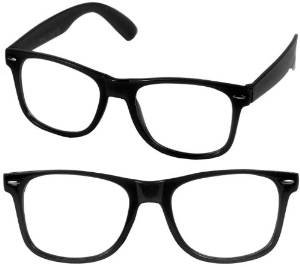 Nerd Clear ORIGINAL BRILLE BLACK!!!!!