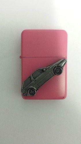 volvo-480-ref288-3d-flip-top-petrol-lighter-windproof-pink-refillable