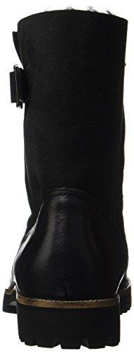 Blackstone Ol05, Stivali Donna nero (nero)