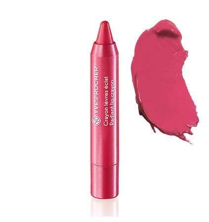 Yves Rocher COULEURS NATURE Farbglanz Lipbalm Rose sorbet, feuchtigkeitsspendender Lipbalm, Pink, 1 x Stift 2,5 g