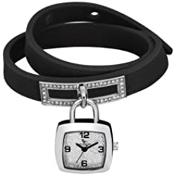 Laurens -Armbanduhr Analog Quarz 027020AA_Nero