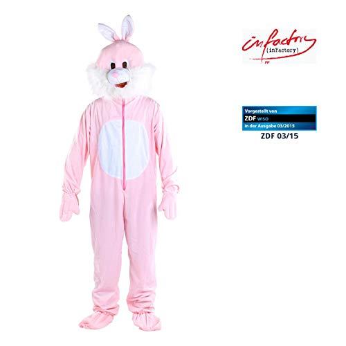 infactory Animal-Kostüm: Halloween- & Faschings-Kostüm Bunny (Karneval-Kostüm -