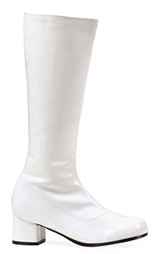 Ellie Shoes Girls Black Gogo Boots