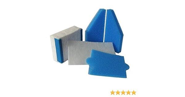 5-tlg Filter Set Für Thomas AQUA Pet /& Family Zubehör Kits Anti Allergy AQUA
