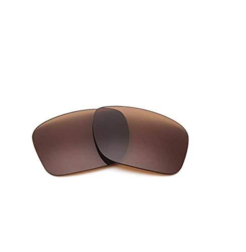 Polarisierte Ersatzgläser für Oakley OO9102 HOLBROOK (Brown)