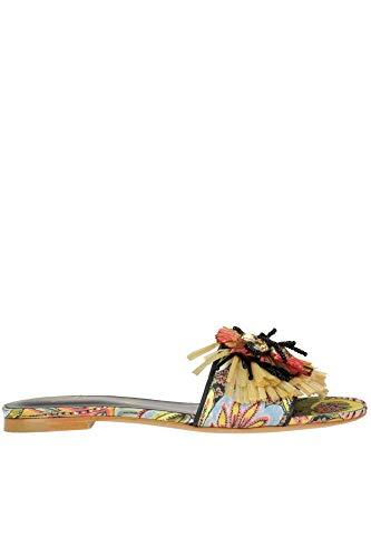 SOFIA M. Luxury Fashion Donna MCGLCAB000005097E Beige Sandali | Stagione Outlet