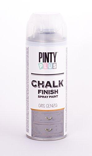 PINTYPLUS CHALK PAINT SPRAY 520cc (GRIS CENIZA)