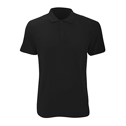 anvil Herren Fashion Basic Polo Piqué / 6280 Königsblau