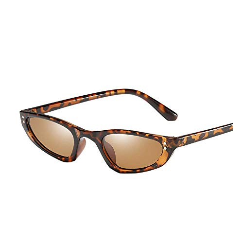 Yncc Brille Punk-Stil Überbrille Mode polarisierten Sonnenbrillen Outdoor-Reitbrille Sport-Sonnenbrille Big Frame Sonnenbrille Eyewear Retro Brille Metallbordüre Anti-UV (G)