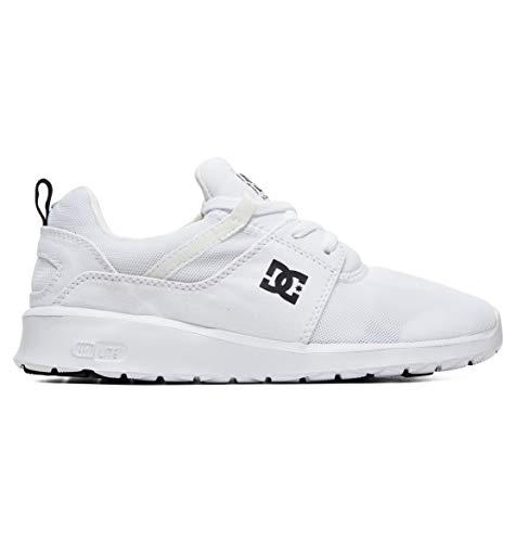Dc Damen Schuhe (DC Shoes Heathrow - Shoes - Schuhe - Frauen - EU 40 - Weiss)