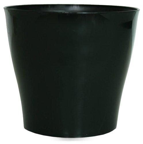geda-casablanca-2830-s-pot-rond-30-x-30-x-28-cm-noir-haute-brillance