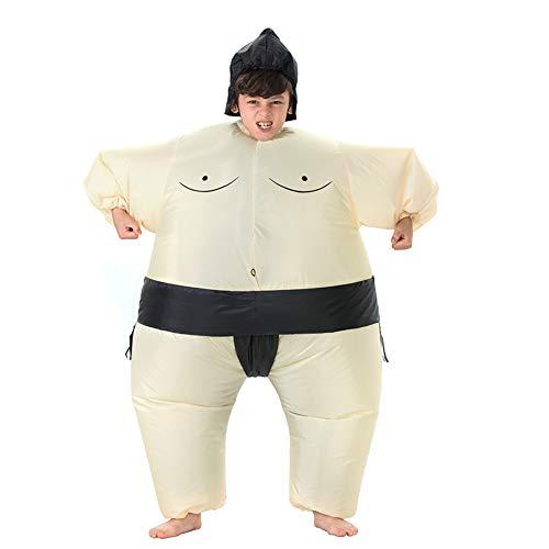 Jashke sumo per bambini abbigliamento gonfiabile carnevale costume da festa