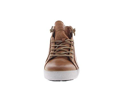 BLACKSTONE - Boots KM99 FUR - rust Rust