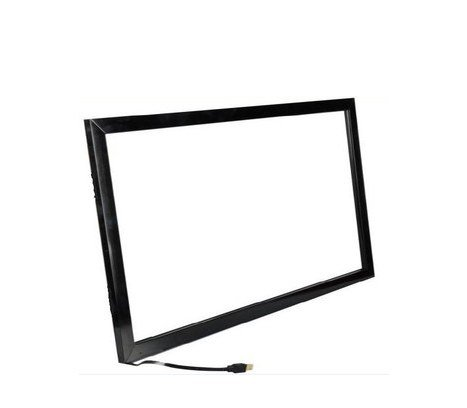 Gowe 190,5cm Dual Touch Screen Overlay Kit, IR Multi Touch Screen Panel für Touch POS, Touch Screen Monitor