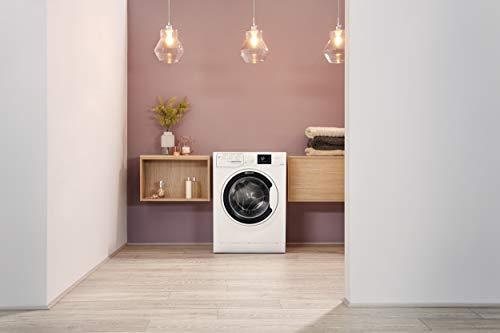 Bauknecht WM Pure 7G42 Waschmaschine Frontlader / A+++ -20% / 1400 UpM / 7 kg / Weiß / langlebiger Motor / Nachlegefunktion / Wasserschutz - 11