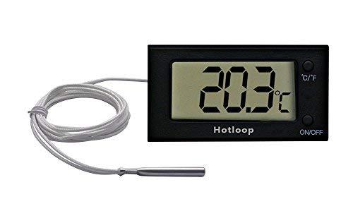 Hotloop termometri da forno digitale resistente al calore fino a 300°C