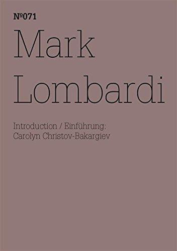 Mark Lombardi: (dOCUMENTA (13): 100 Notes - 100 Thoughts, 100 Notizen - 100 Gedanken # 071) (dOCUMENTA (13): 100 Notizen - 100 Gedanken 71)