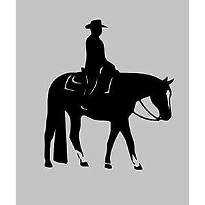 Aufkleber Westernpferd Pleasure