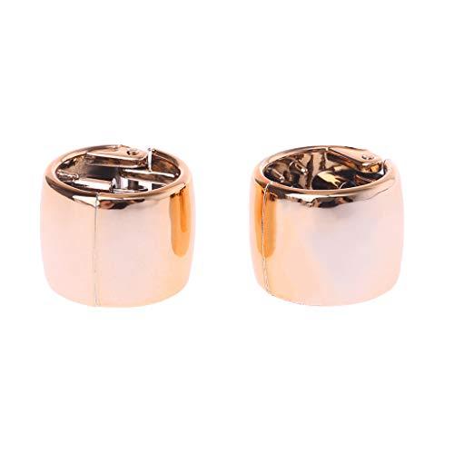 k Styling Pferdeschwanz Inhaber Kunststoff Haar Ring Haarband Frauen Haarschmuck ()