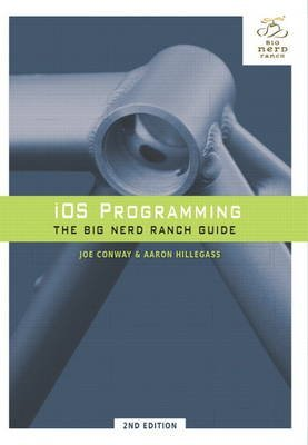 Portada del libro [(IOS Programming : The Big Nerd Ranch Guide)] [By (author) Aaron Hillegass ] published on (July, 2011)