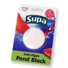 Supa Anti Algae Block