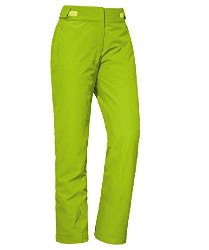 Schöffel Damen Skihose / Thermohose 'Ski Pants Pinzgau1' grün (400) 44