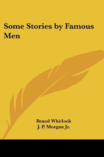 some-stories-by-famous-men