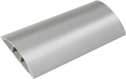 Brennenstuhl Kabelkanäle 100 cm x 7,5 cm x 1,7 cm grau, 1160650