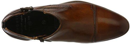bugatti Herren 311164212500 Klassische Stiefel Braun (Cognac)