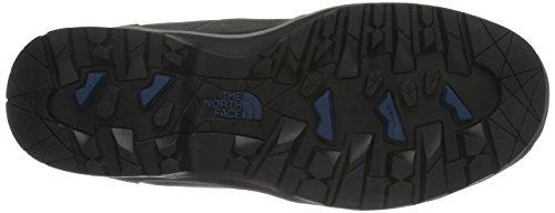 The North Face - M Ballard Duck Boot, Stivali a metà polpaccio non imbottiti Uomo Multicolore (Grigio/Dkshdwgy/Prsnbl)
