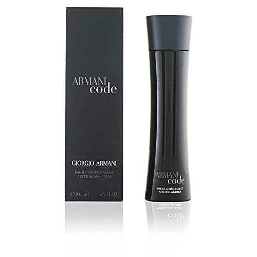 Armani Code by Giorgio Armani for Men - 3.4 oz After Shave Balm