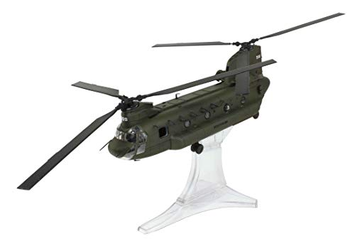 Forces Of Valor Chinook CH-47D A Company 7th Battalion 101st Airborne Division Ireland 2003 1/72 Scale 821004A Hubschrauber, Olive Helo Drab