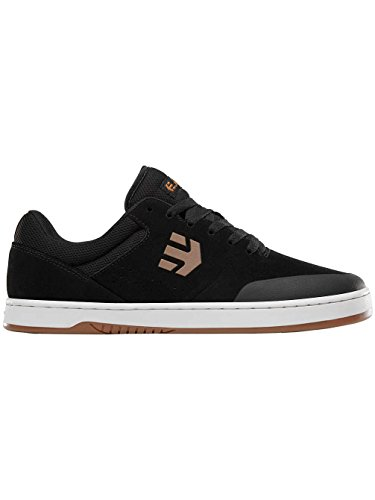 Etnies Herren Marana Skateboardschuhe black/tan