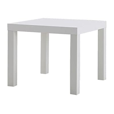 LACK - Side Table, White - low-cost UK light shop.