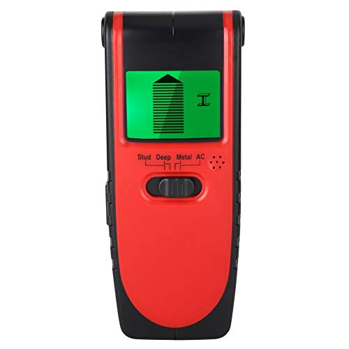 Stud Finder Wandfinder Wall Scanner Center TH240 3 in 1 Elektrisch Multifunktion Wanddetektor-Sucher mit Digitaler LCD-Anzeige zur Erkennung von Bolzen- / Holz- / Metall- / Stromkabeln (Sucher 3 Zoll)