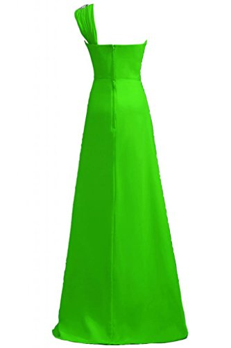 Sunvary-One, tracolla vestiti da sera anteriori laterali Pageant Gowns Party Dresses-Abito da sera Light Green