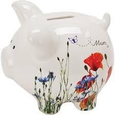 Suki Quite Simply 'Mum' Piggy Bank