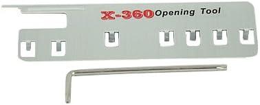 DIY opening repair tool kit for XBox 360