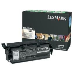 Lexmark T654X11E Toner Return Program, Nero