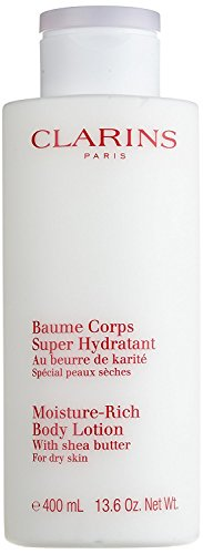 Clarins Baume Corps Super Hydratant, 1er Pack (1 x 400 ml)
