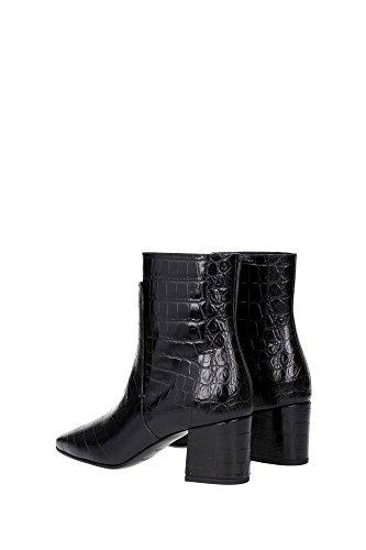 BE09051135001 Givenchy Stiefeletten Damen Leder Schwarz Schwarz