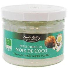 EMILE NOEL HUILE DE COCO 340ML Envoi Rapid Et Soignée
