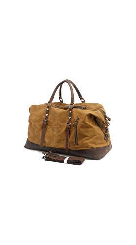 TYZP Canvas Messenger Paket Business Aktentasche Vintage Retro Männer 17 Zoll Laptop Tasche Hohe Kapazität Tragbare Reisetasche Wasserdicht Khaki