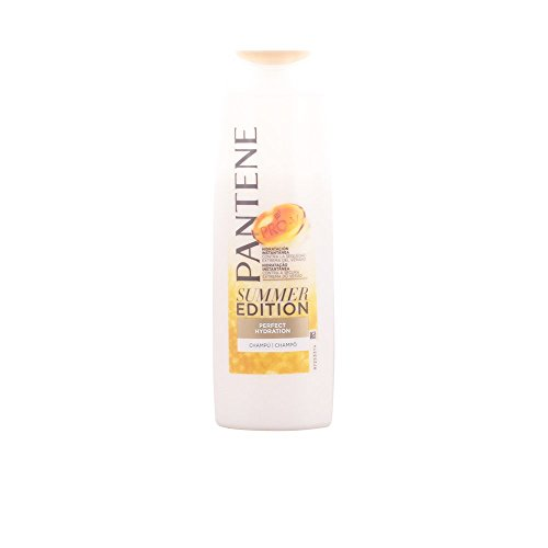 Pantene Perfect Hydration Summer Shampooing 360 ml - Lot de 2